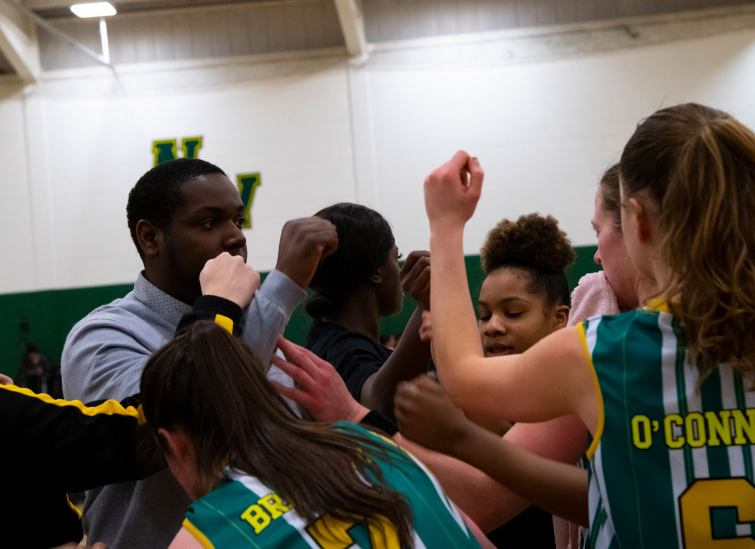Nottingham Wildcats vs Manchester Mystics Saturday 23 February 2019