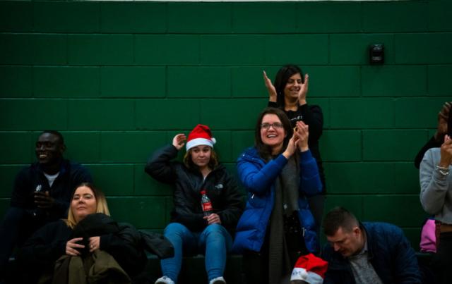 Nottingham Wildcats vs Durham Palatinates Sunday 23 December 2019