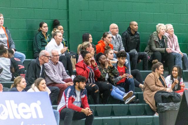 WBBL match Nottingham Wildcats vs Caledonia Pride 05/10/2019